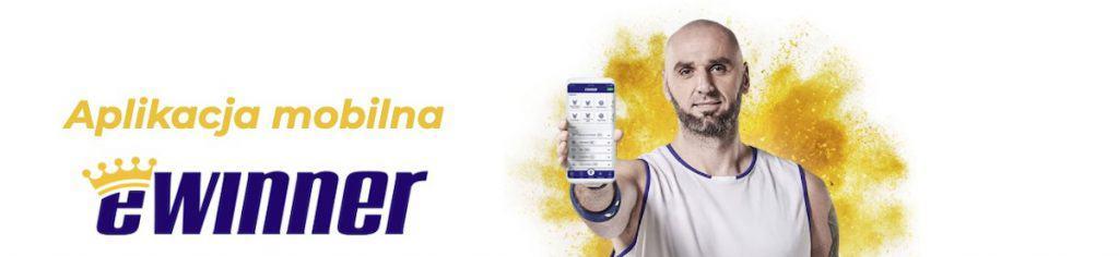 ewinner darmowa aplikacja mobilna